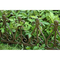 House2Home BT-H2HPS17 Antik Döküm Bahçe Çiti