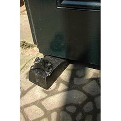 House2Home BT-H2HLH54-2 Antik Döküm Kurbağa Kapı Stoperi