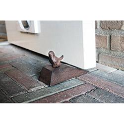 House2Home BT-H2HBR16 Antik Döküm Kuş Kapı Stoperi