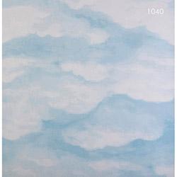 Halley 1040 Emboss Bulut Duvar Kağıdı