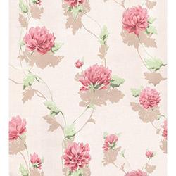 Halley 220 Emboss Çiçek Duvar Kağıdı
