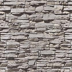 Halley 287 Emboss Yeni Taş Duvar Kağıdı