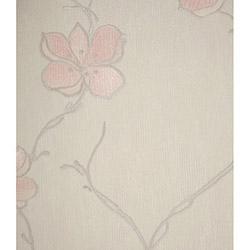 Halley 401 Vinly Çiçek Duvar Kaplaması (5,30 m²)