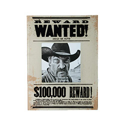 İnnobees Wanted Fotoğraf Çerçevesi