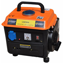 Federal Power FP-J-LGE950 Benzinli Jeneratör - 700 Watt