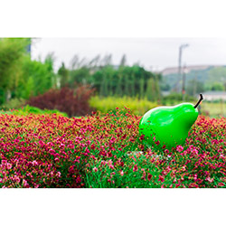Greenmall 085-Y Dekoratif Armut Bahçe Süsü