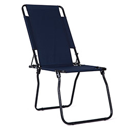 Simple Living Katlanabilir Kamp Sandalyesi - Mavi