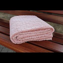 Angels İn Town Bella Pink Çok Amaçlı Örtü - 130x170