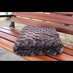 Angels In Town Deliza Zigzag Koltuk Şalı - 120x160 cm