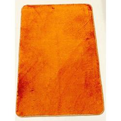 Verteks Velvet Dekoratif Halı (Turuncu) - 80x150 cm