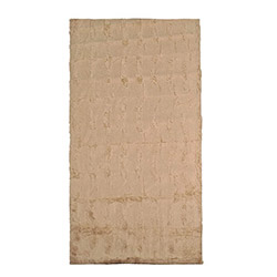 Verteks Soft Jel Taban Banyo Halısı (Vizon) - 60x100 cm