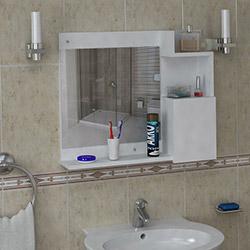 House Line Florenta Banyo Etajeri - Beyaz