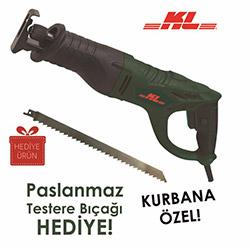 KL HDA1201 Tilki Kuyruğu Testere - 805 Watt
