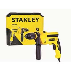 Stanley STDH6513CK Profesyonel Darbeli Matkap - 650 Watt