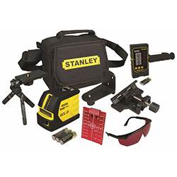 Stanley SCL-D Çapraz Çizgi Lazer Hizalama ve Şakül