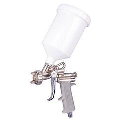 KL E70-1,8 Üsttem Plastik Depolu Boya Tabancası - 600 ml