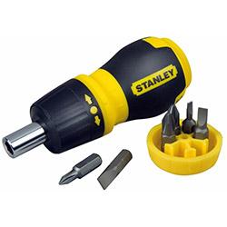 Stanley ST066358 6 Parça Cırcırlı Topaç Tornavida Seti