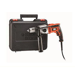 Black&Decker KR1102K Darbeli Matkap - 1100 Watt