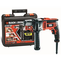 Black&Decker KR806K Darbeli Matkap