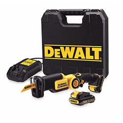 Dewalt DCS310S2 Tilki Kuyruğu Testere - 10,8 Volt