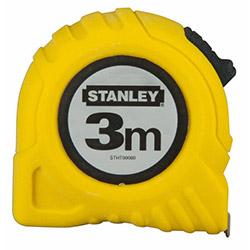 Stanley ST130487 Sarı Seri Metre - 3 metre