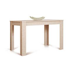 Kenyap Spring Yemek Masası - Silver Bambu