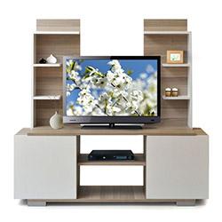 Kenyap Set Tv Ünitesi - Cordoba / Beyaz