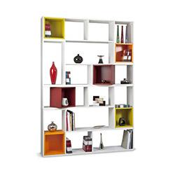 Kenyap Lego Kompozisyon Kitaplık - Beyaz