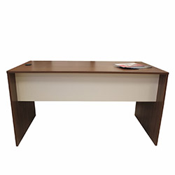 Kenyap Rank Ofis Masası (140x75x74) - Beyaz / Milas