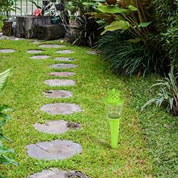 Comfy Home Bahçe Meşalesi (Yeşil) - 85x85x355 mm