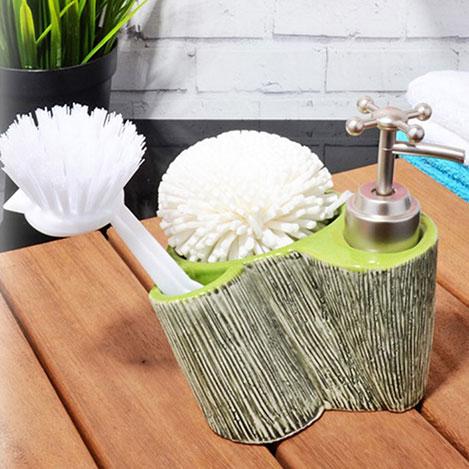 Beysev BNY-067 Stonware Sıvı Sabunluk