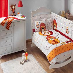 Taç Lisanslı Galatasaray Balloon Baby Bebek Uyku Seti
