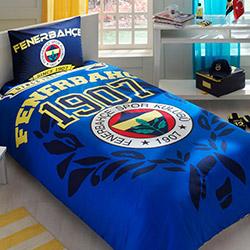Taç Fenerbahçe The Legend Tek Kişilik Nevresim Takımı