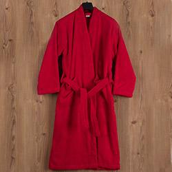 Casabel L 71107218 Bornoz - Kırmızı