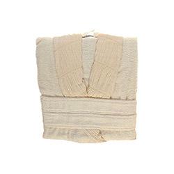 Taç Bambu Estelle Bornoz - Ekru