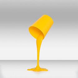 Özcan Aydınlatma Masa Lambası - Sarı