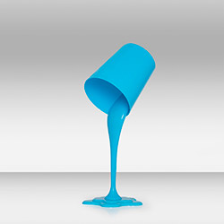 Özcan Aydınlatma Masa Lambası - Mavi