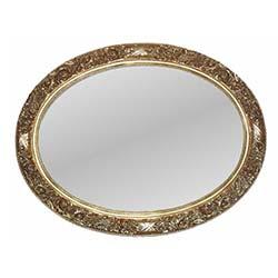 Ora Dekor Varak N001 Ayna Çerçevesi - 120x92 cm