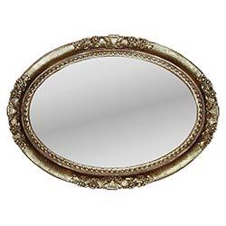 Ora Dekor Varak N006 Ayna Çerçevesi - 79x109 cm
