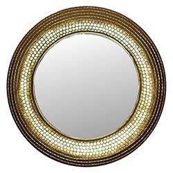 Ora Dekor Varak N016 Ayna Çerçevesi - 92x92 cm