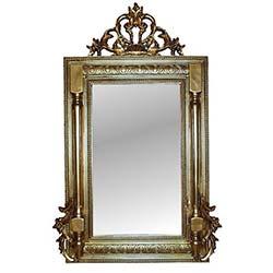 Ora Dekor Varak N024 Ayna Çerçevesi - 109x70 cm
