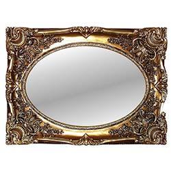 Ora Dekor Varak N026 Ayna Çerçevesi - 114x86 cm