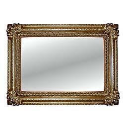 Ora Dekor Varak N027 Ayna Çerçevesi - 117x87 cm