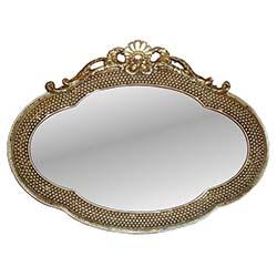 Ora Dekor Varak N034 Ayna Çerçevesi - 59x43 cm