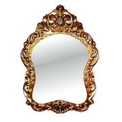 Ora Dekor Varak N035 Ayna Çerçevesi - 73x53 cm