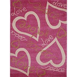 Poypoy Love Antialerjik Çocuk Halısı - 100x150 cm