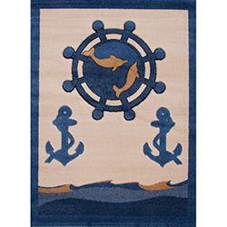Poypoy Çapa Yunus Antialerjik Çocuk Halısı - 100x150 cm