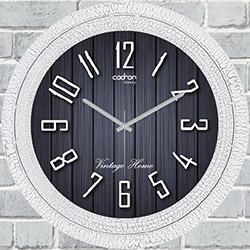 Cadran Luxury CL235 Çatlak Desen Duvar Saati