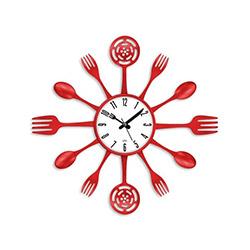 Clocktime By Cadran CT121 Mutfak Duvar Saati - 40 cm