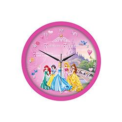 Disney Prensesler Lisanslı Çocuk Odası Duvar Saati - 29.5x29.5 cm